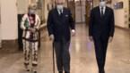 """Waarom prins Laurent met wandelstok rondloopt: """"Het gaat niet te best met mij"""""""