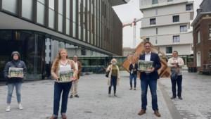 PvdA bezorgt 3.107 bezwaren tegen kap Groene Delle aan Hasselt