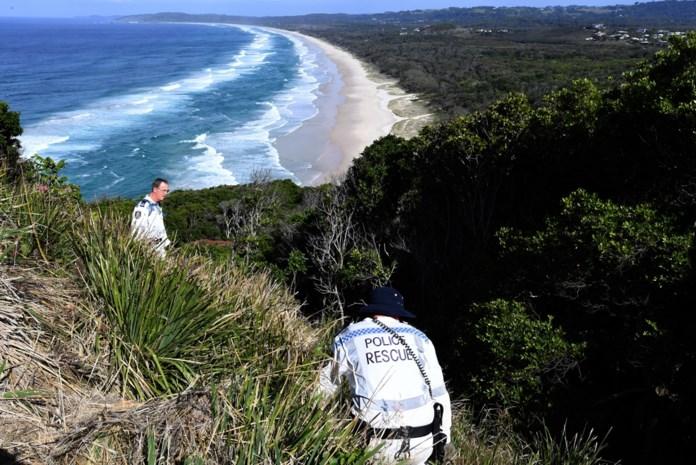 Skelet gevonden tijdens zoektocht naar vermiste persoon in Byron Bay