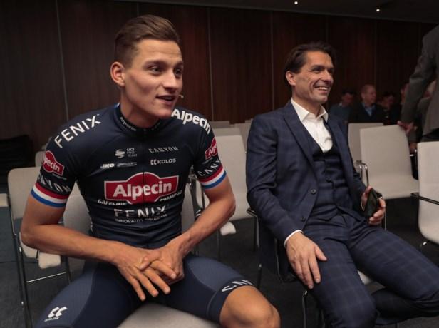 """Mathieu Van der Poel en Alpecin-Fenix passen voor Sibiu Cycling Tour: """"Maar ik zit fysiek op schema"""""""