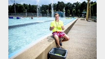 Zwemmen na corona: tellende camera's, armbandjes en na een half uur uit het water