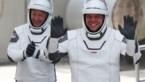 Astronauten SpaceX in augustus terug