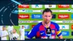 Lionel Messi is het kotsbeu en laat dat weten in interview na pijnlijke nederlaag