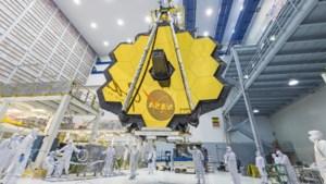 Lancering van ruimtetelescoop uitgesteld vanwege corona
