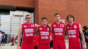 Masters 3x3 zorgt opnieuw voor live basketbal in Hasselt