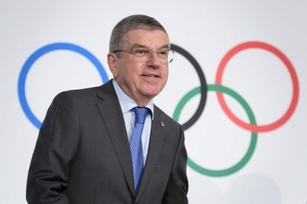 Thomas Bach is kandidaat voor een tweede termijn als IOC-voorzitter