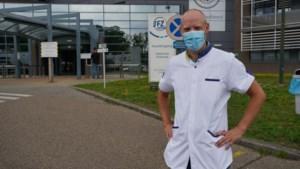 Ziekenhuis van Heusden-Zolder zeer bezorgd over tweede golf