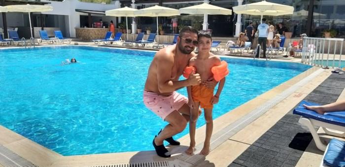 Beringenaar (39) redt jongen van verdrinkingsdood tijdens vakantie in Turkije