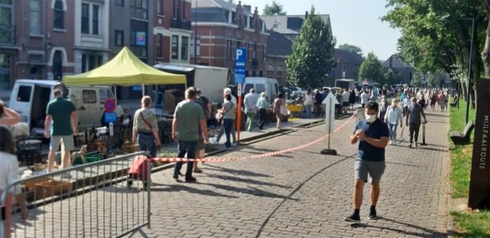 Na vier maanden opent de grootste antiekmarkt van de Benelux weer