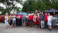 Maaslandse Tractorvrienden trekken met tractor én caravan naar Uikhoven