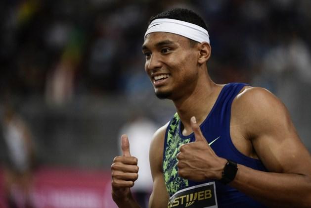 Amerikaanse sprinter Michael Norman evenaart historische prestatie van Wayde van Niekerk