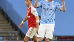 Geen Cup Final voor De Bruyne en Pereira