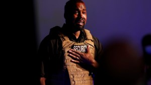 'President' Kanye West wil 1 miljoen dollar voor elke nieuwe moeder