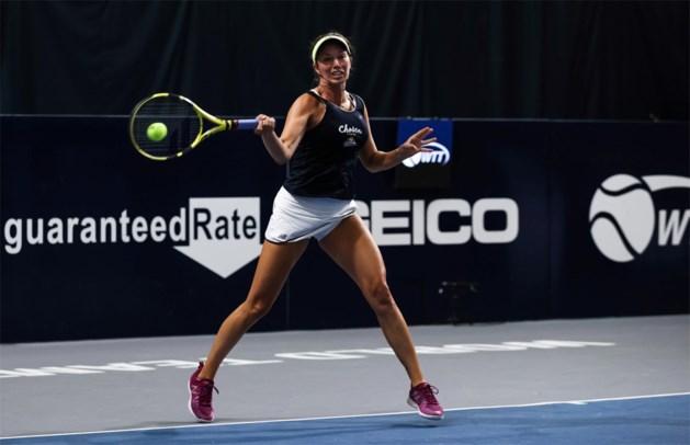 Amerikaanse die verloor van Clijsters en kritiek gaf op Djokovic weggestuurd van World Team Tennis na inbreuk op coronaregels