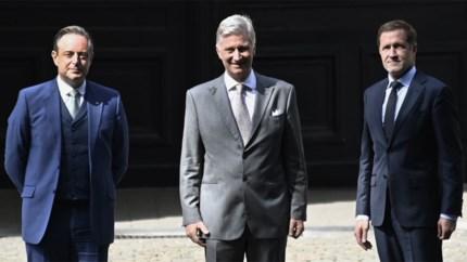"""De Wever en Magnette aanvaarden opdracht: """"50 dagen, anders nieuwe verkiezingen"""""""