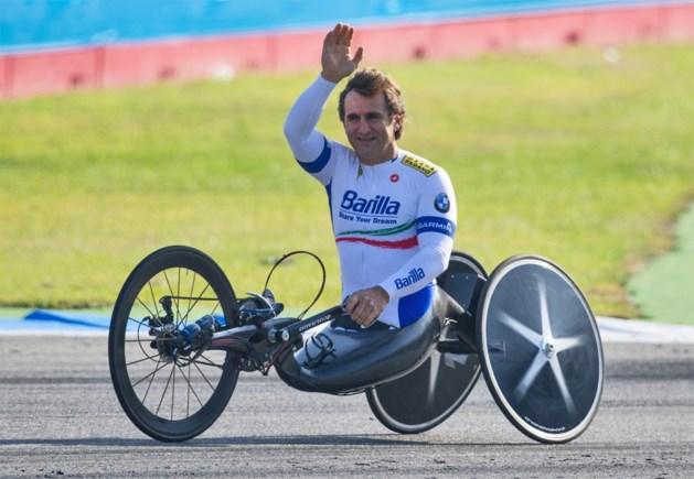 """Handbiker en F1-legende Alex Zanardi zet nieuwe stap in de goede richting: """"Zijn toestand is stabiel genoeg"""""""