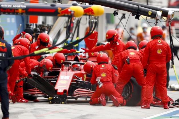 """Ferrari grijpt in en herstructureert technische afdeling van F1-renstal: """"Er was een koerswijziging nodig"""""""