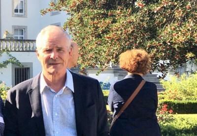 Raymond Lambie onverwacht overleden: lag aan de basis van blotevoetenpad in Lieteberg