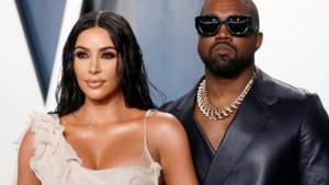 """Huwelijk tussen Kanye West en Kim Kardashian staat op springen na bizarre tweets: """"Witte suprematie"""""""