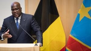 Congolese president Tshisekedi verwelkomt oprichting Belgische parlementaire commissie