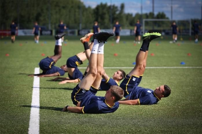 KVK Wellen start de trainingen met grondig vernieuwd team