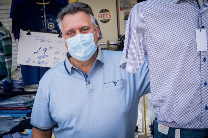 """Dit is het grootste lawaai op de markt van Sint-Truiden: """"De familiezaak bestaat al sinds 1946"""""""