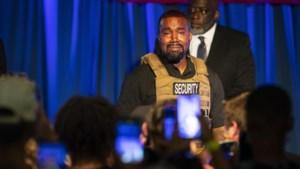 Kanye West is het noorden kwijt