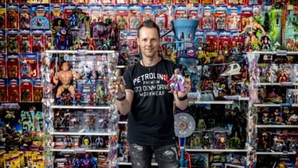 Bilzenaar Bart heeft alles van superheld He-Man: