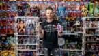Bart Hermans uit Bilzen verzamelt alles van He-Man, de speelgoedheld uit de jaren '80