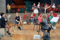 Jonge muzikanten gaan weekje op muziekkamp met harmonie Salvia