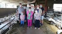 Bewoners Covida Oostheuvel op bezoek op de geitenboerderij