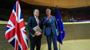 """Barnier acht handelsakkoord in dit stadium ' """"onwaarschijnlijk"""""""