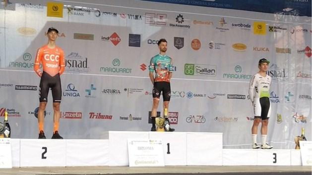 Onbekende Duitser Nikodemus Holler wint proloog van eerste internationale profkoers sinds lockdown