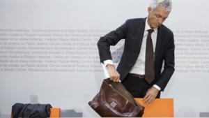 Hoofd van het Zwitsers parket neemt zelf ontslag in nasleep van FIFA-schandaal