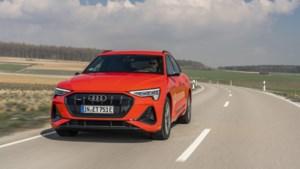 Mooi, elegant en groen: de Audi e-tron Sportback heeft alles wat een auto moet hebben