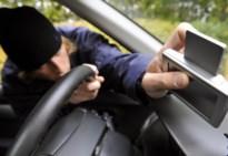 GPS gestolen uit voertuig in Kotem