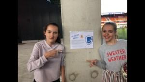 Diestse 'Genkies' doorkruisen het land om voetbalclubs hart onder de riem te steken