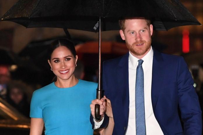 """Nieuwe biografie onthult: """"Niet Meghan, maar Harry wilde uit de koninklijke familie"""""""