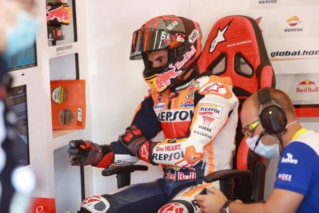 Marc Marquez toch geen superman: wereldkampioen MotoGP moet na armbreuk passen voor GP van Andalusië