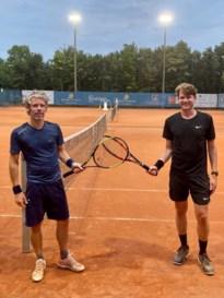 Runkster TC tennisladder goed van start