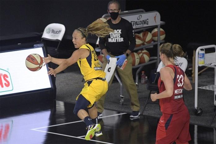 Emma Meesseman klopt Julie Allemand op eerste speeldag WNBA