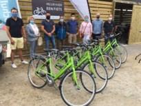 Nieuw fietsverhuurpunt en fietscafé aan Schulensmeer