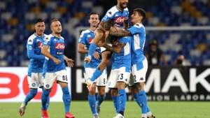 Mertens geeft assist voor winnend Napoli, dat VAR dankt: vier (!) tegendoelpunten afgekeurd wegens buitenspel