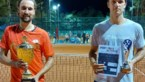 Ruben Bemelmans wint twee sterrentornooien op één dag
