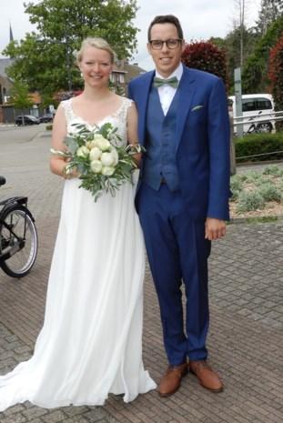 Lore en Frank in Hechtel-Eksel