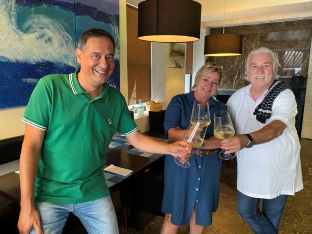 COLUMN Kreeft met champagne
