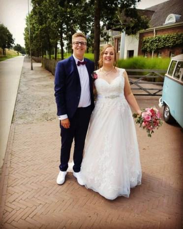 Steffi en Niels in Balen