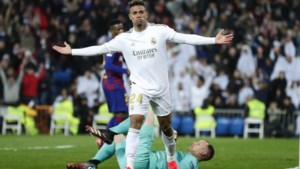 Coronageval bij Real Madrid in volle voorbereiding op Champions League