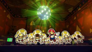 Onkreukbare held Marioschittert in feelgoodgame