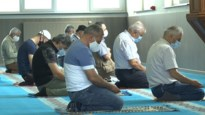 Overal mondmasker verplicht in Heusden-Zolder, Selimeye-moskee neemt maatregelen voor offerfeest